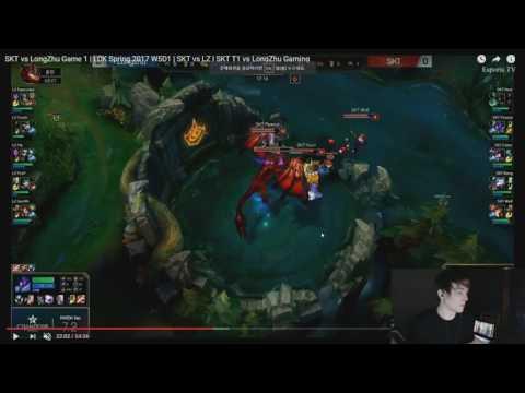 Reddit vs LS Episode 2 - SKT/LZ + MVP/KT macro decisions
