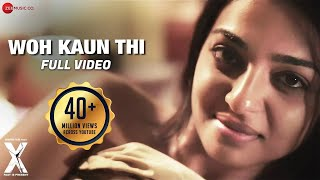 Woh Kaun Thi - Full Video | X: Past is Present | Radhika Apte, Huma Qureshi & Rajat Kapoor