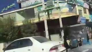Iran, Baneh, 12 septembre, les commerçants se sont mis en grève
