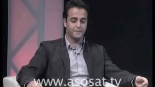 TV Interview رها اعتمادی