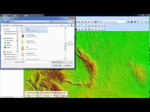 Xxx Mp4 Download Free DEM Digital Elevation Model 10 Meters By Global Mapper 3gp Sex