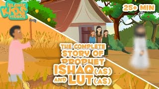 Prophet Lut (AS)  And Ishaq (AS) | Prophet Stories | Kids Islamic Stories | Islamic Kids Videos.