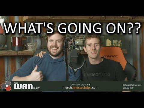 NVIDIA Allegedly Screwing Everyone - WAN Show Mar. 16 2018