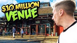 HIDE & SEEK IN $10 MILLION VENUE!