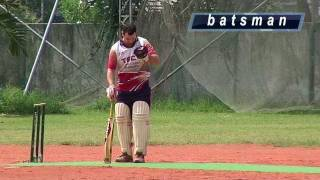 How to play cricket: The Basics