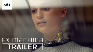 Ex Machina | Implications | Official HD Trailer 3 | A24