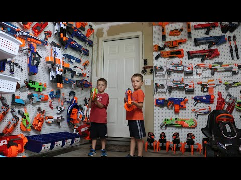 Nerf War The Arsenal