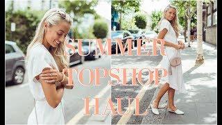 TOPSHOP HAUL  //   Summer & Swimwear Try On   //    2017 Trends //    Fashion Mumblr