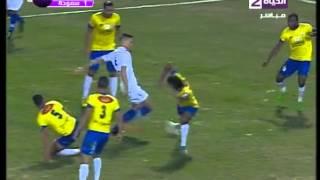أهداف مباراة (سموحة vs الإسماعيلي)...الدوري الممتاز 2015\2016