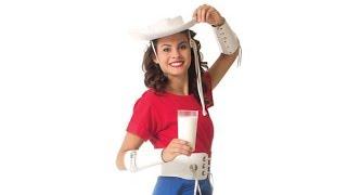 I Married the Milk Model