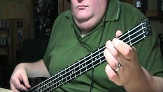 Eagles Long Run Bass Cover
