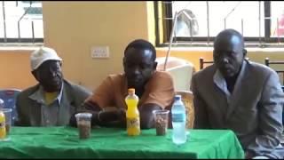 Wazee wa Mila koo 13 jamii ya Kabila la wakurya Tarime wakutana pamoja kujadili Miiko inayokandamiza