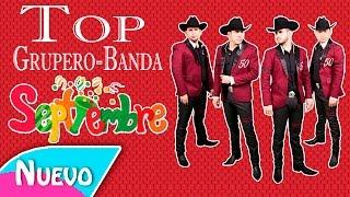 Top Grupero Banda Septiembre 2016