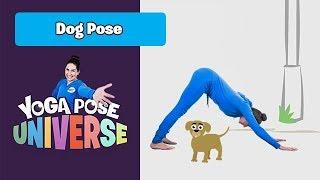 Dog Pose   Yoga Pose Universe