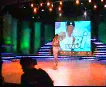 Benimle dans edermisin 2007 turabi solo dansı