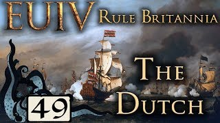 Blocking Portugal - Europa Universalis IV: Rule Britannia - The Dutch - #49 - (Very Hard)