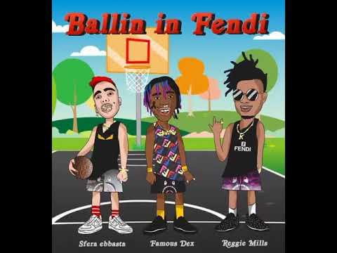 Xxx Mp4 Reggie Mills Ballin In Fendi Feat Famous Dex Sfera Ebbasta 3gp Sex
