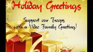 Family Video Card / Video For Troops / Reno / Sparks