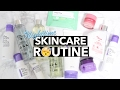 Download Video Get Unready With Me: 10 Step Korean Skincare Routine | Nighttime🌙 3GP MP4 FLV
