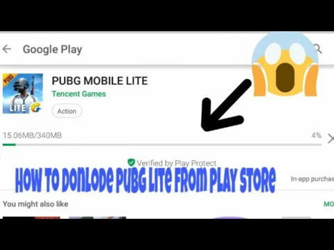 Xxx Mp4 How To Donlode PUBG Mobil Lite From Play Store 3gp Sex