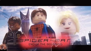 The Vigilant Lego Spider-Man: (Part 2) The End of the Beginning