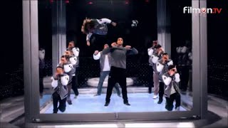 Ashley Banjo and Diversity on The Cube