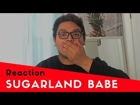 Reaction (Sugerland- Babe ft. Taylor Swift) Music Video
