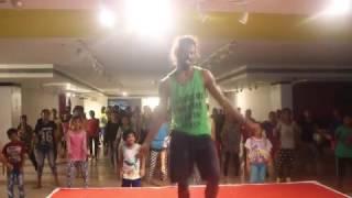 DID 5 Saddam sir Workshop dazzler Dance Studio