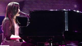 Demi Lovato - Natural Woman | Rio de Janeiro - Brazil (27-05-2010) [HD]