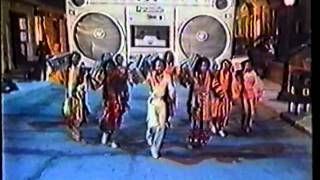 1980 Panasonic stereo commercial with Earth, Wind and Fire