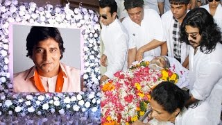 Full Video: Friends And Family Gets Emotional At Vinod Khanna's Funeral