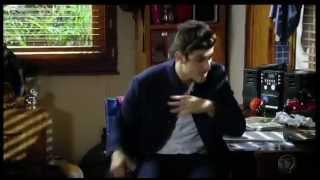 Tomás chora ao lembrar de Carla - Rebelde Brasil Capitulo 37