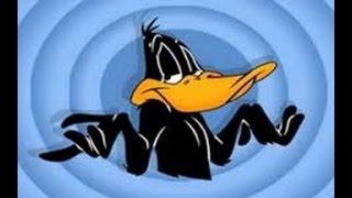 [classic cartoon] daffy duck