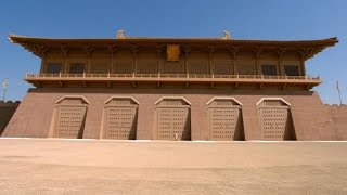 How a Chinese Empress Built the Largest Palace in the World