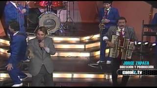 Juan Ramón con Heraldo Bosio en Telemanías   Show Varieté   CanalZ tv
