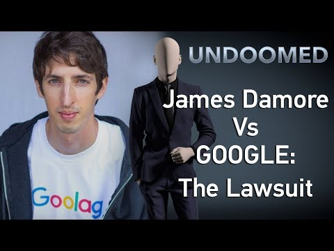 Xxx Mp4 James Damore Vs Google The Lawsuit 3gp Sex