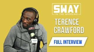 Terence Crawford Interview on Sway in the Morning