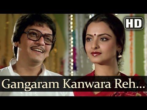 Xxx Mp4 Ganga Ram Kunwara Reh Gaya HD Jeevan Dhara Songs Raj Babbar Rekha Kishore Kumar 3gp Sex