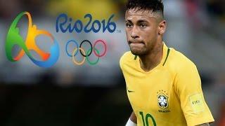 Neymar Jr - Skills & Dribbles | Rio Olympics 2016 | HD