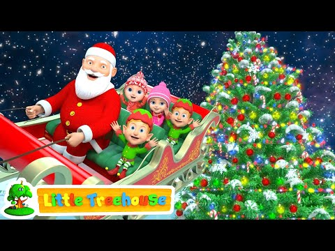 Xxx Mp4 Jingle Bells Christmas Songs Nursery Rhymes Videos And Cartoons By Little Treehouse 3gp Sex