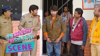 Posani Krishna Murali Hilarious Comedy With Raj Tarun - Eedo Rakam Aado Rakam Movie Scenes