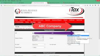 How to File KRA Withholding Tax Returns in iTax - Call 0795099854 for Tax Filing and Training
