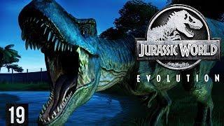 WE HAVE A T.REX! NEW ISLAND UNLOCKED | Jurassic World: Evolution (Gameplay Part 19)