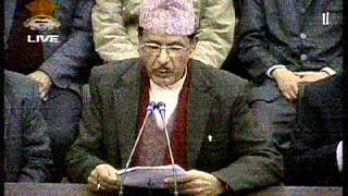 Nepal Elections: Chief Election Commissioner