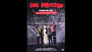 One Direction - Little Things - Where We Are (Live From San Siro Stadium)