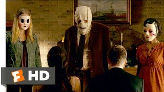 The Strangers (2008) - Masked Murderers Scene (9/10) | Movieclips