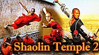 Shaolin Temple | Hindi Action Movies Full | English Dubbed Movies In Hindi Full Action