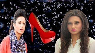 মিমিকে যেভাবে জুতা মারলেন শুভস্রী || Kolkata Actress Mimi And Shuvosree Fight
