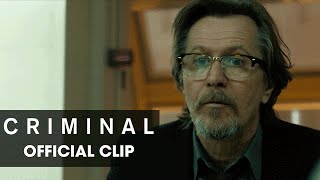 "Criminal (2016 Movie) Official Clip – ""Your Name"""