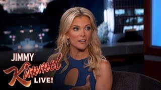 Megyn Kelly on Her Awkward Moment with President Obama